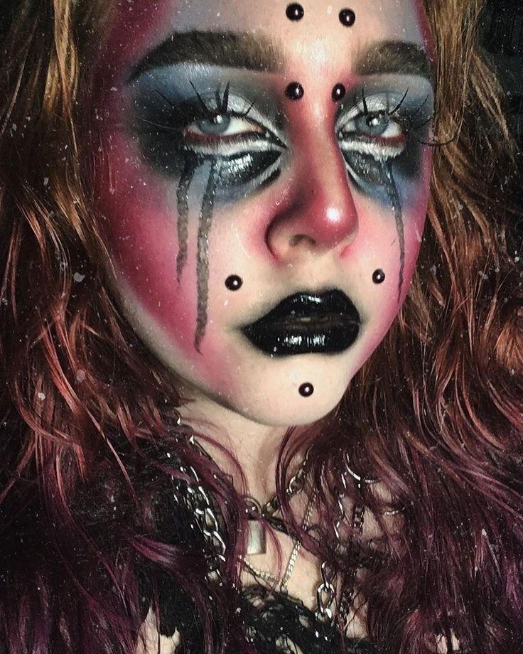 Profound matte lipstick hazardous Creative makeup