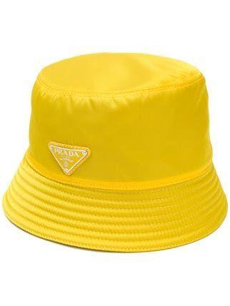 b3c6cbfa Prada sombrero de pescador con costuras. Prada sombrero de pescador con  costuras Global Brands, Hats For Women, Bucket Hat,