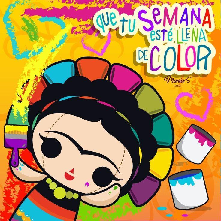 #mariasINC #doll #colors #muñeca