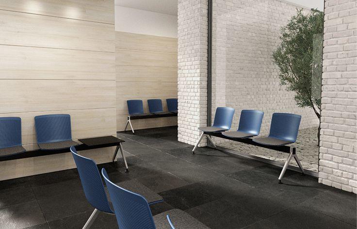 Glove Bench  Forma 5 Glove Bench, een bank van PLAN@OFFICE ontworpen door Forma 5.