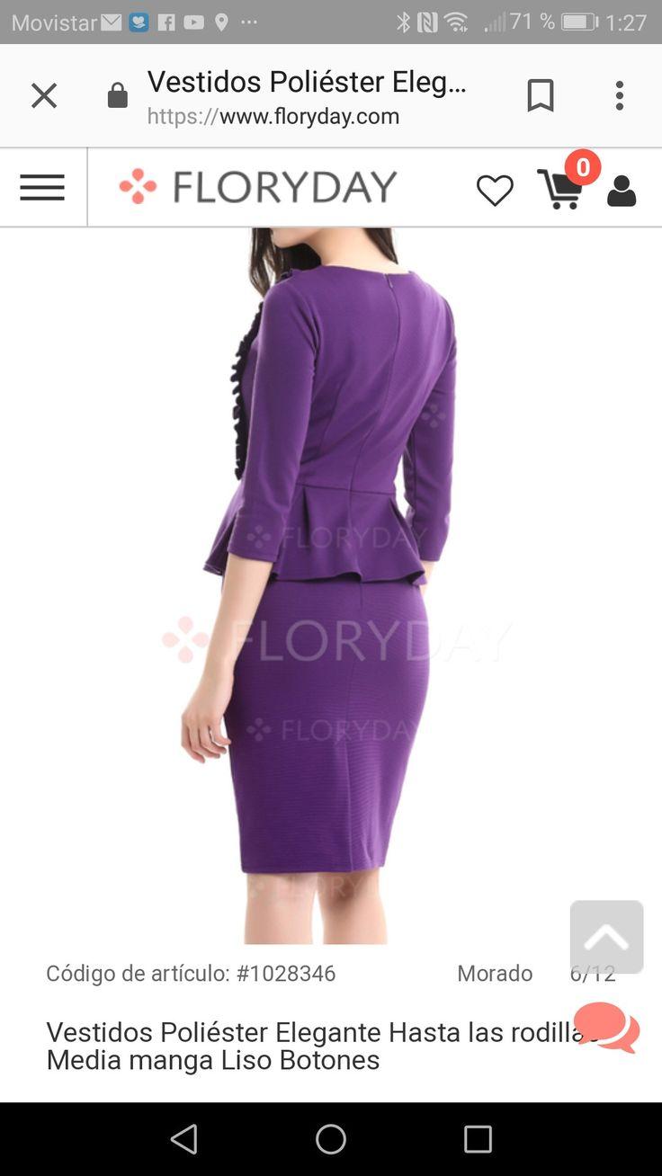 782 best trajes boda images on Pinterest | Midi dresses, Midi skirt ...