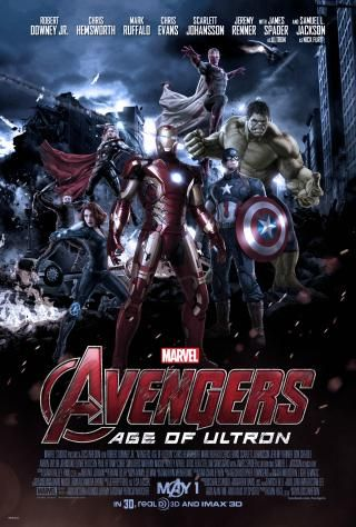 Avengers Age of Ultron (2015) Full Movie Download In Hindi Dubbed HD