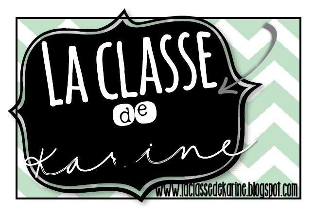 Mon blogue!  www.laclassedekarine.blogpost.ca