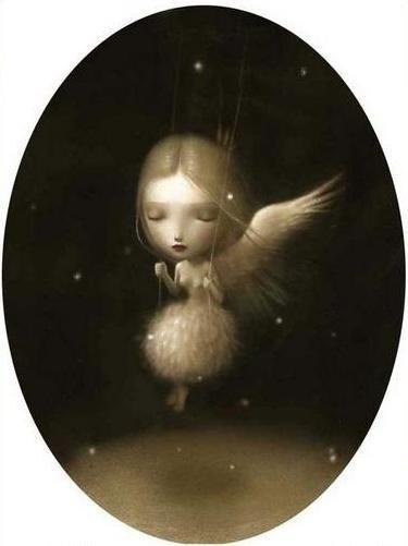 fairy tales by Nicoletta Ceccoli...