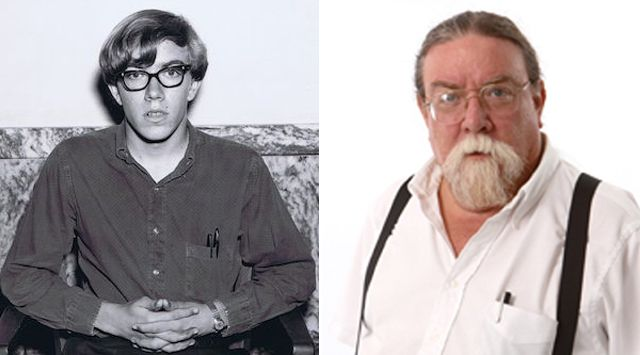 James Gordon Wolcott killed his family after sniffing airplane glue in 1967 when he was 15-yrs-old.  Found not guilty by reason of insanity, and was committed to Rusk St. Hospital. He was later found to be sane, and was released. Now, he is a Psychology professor, and, his colleagues are learning of his past, Some feel that he should be removed.