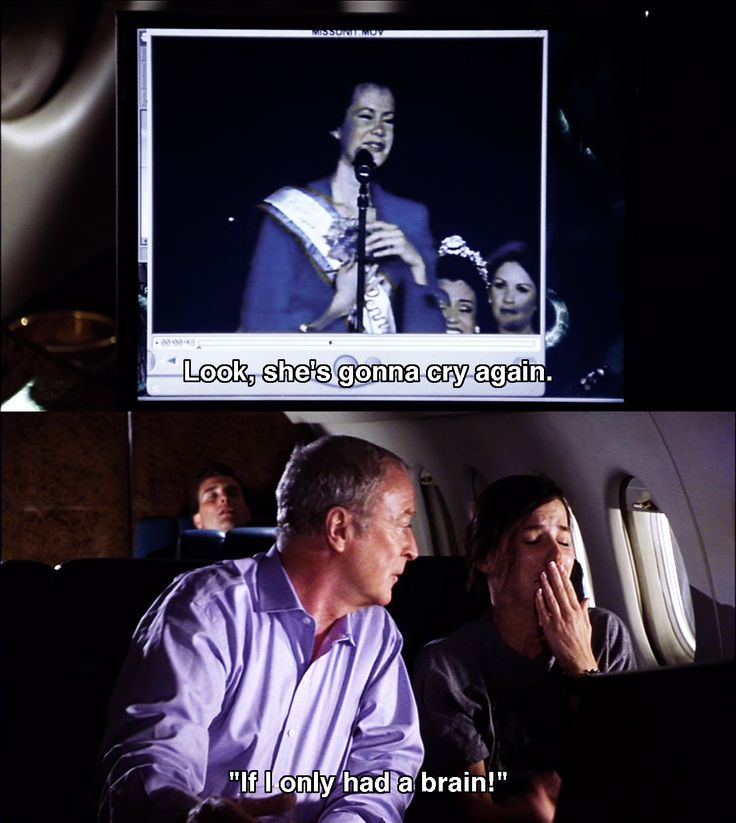 Miss Congeniality. This bit always makes me LOL. Without fail.