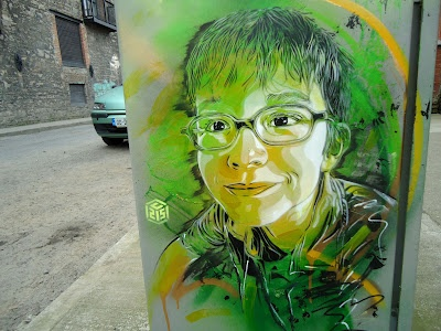 C215 en Dublín : Distorsion Urbana
