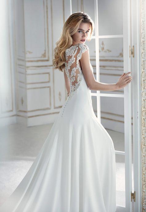vestido de novia la sposa modelo palacio - eva novias   vestidos en