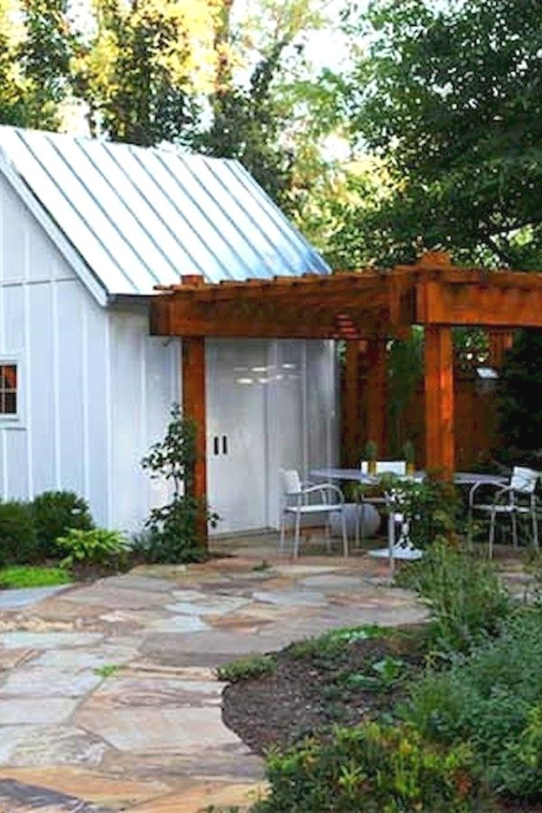12 Easy Potting Shed transformation ideas for your backyard outdoor
