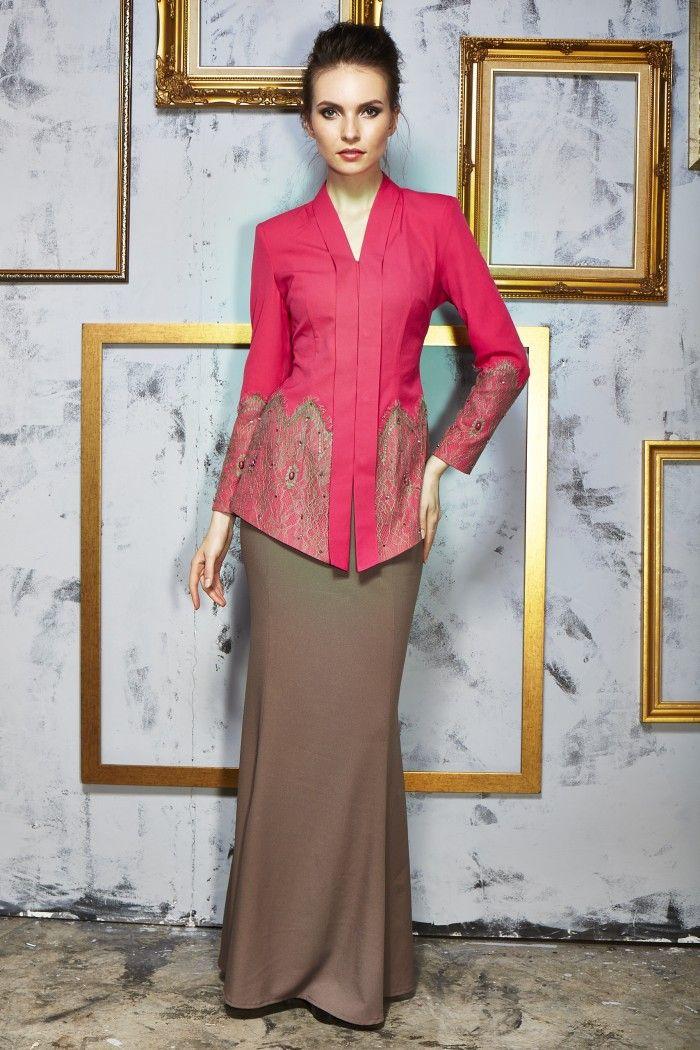 Baju Raya Jovian Mandagie For Zalora 2014
