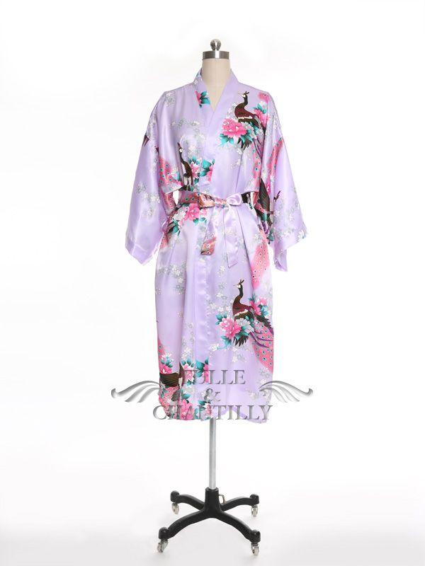 lilac bridesmaid robes - 600×800