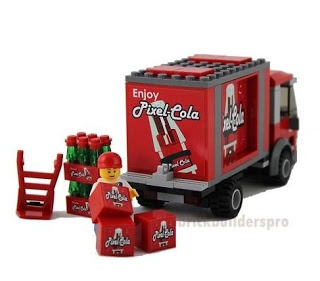 Soda Truck if I can get of lego website