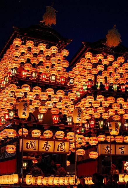""""""" #Inuyama-Matsuri """" in #Aichi, #Japan. 日本愛知,祭り"""