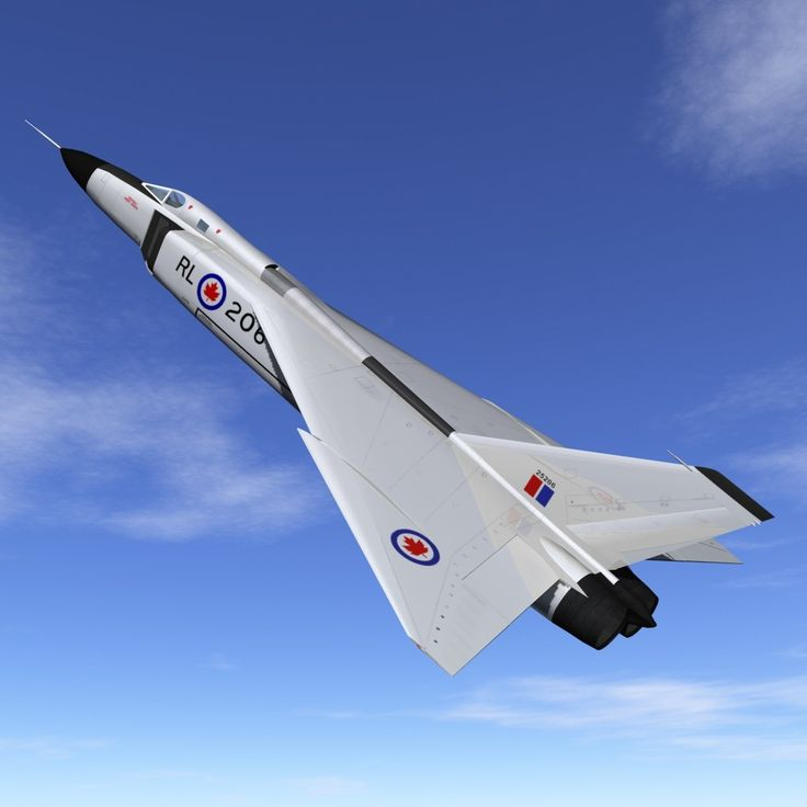 The cancellation of the avro arrow