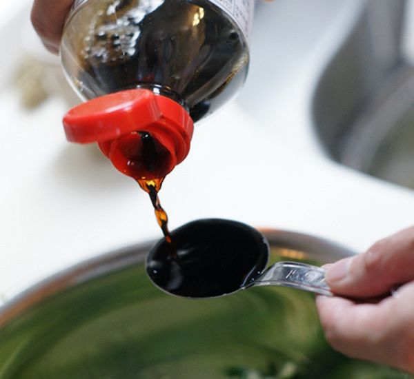 Cooking With Soy Sauce