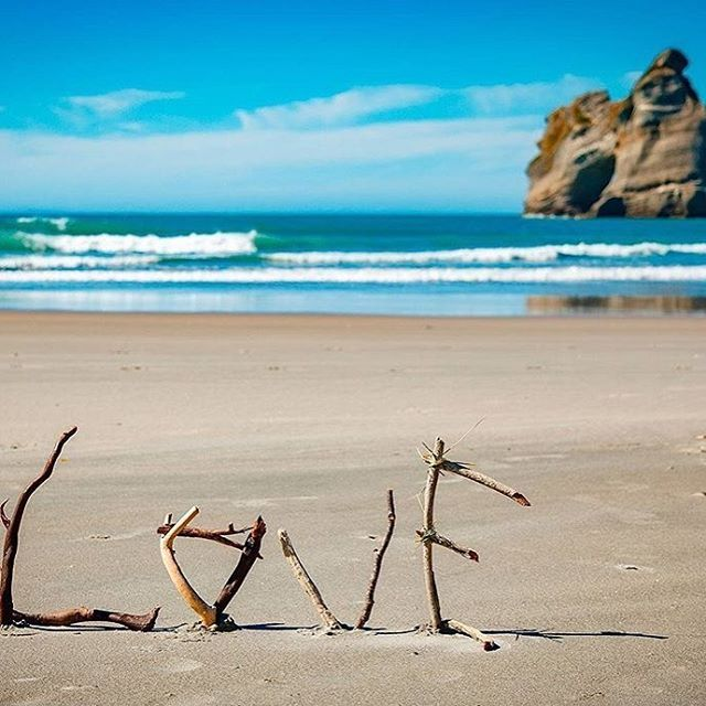 Wnareriki Beach, New Zealand #googleguides  Instagram photo by @ilovenelsontasman •
