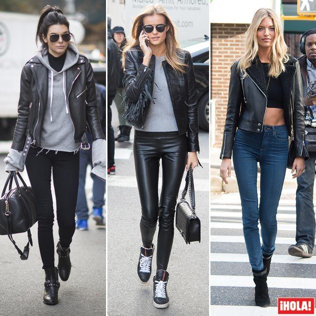 'Off Duty': Así visten las modelos de Victoria's Secret fuera de la pasarela