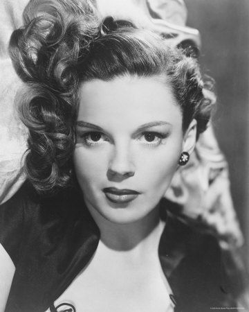 June 10, 1922 - Judy Garland is born with the birth name Frances Ethel Gumm.