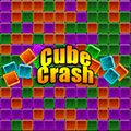 Cube Crash - http://www.allgamesfree.com/cube-crash/  -------------------------------------------------  The classic Cube Crash game now as html5 game. Click on groups of three or more connected cubes to remove the cubes. Try to remove all.   -------------------------------------------------  #BoardGames