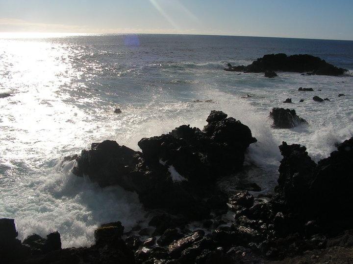 Costa, Isla de Pascua