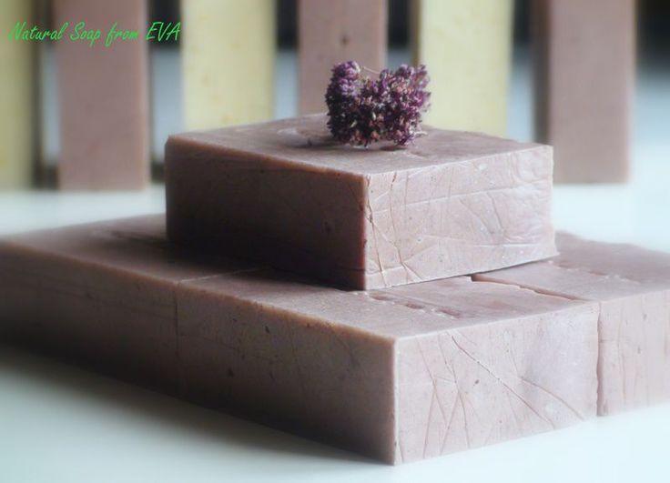 Купить Взбитое мыло ручной работы «Сиреневые грёзы» - сиреневый, мыло, сирень, сиреневое мыло