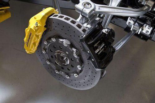 2017 Lamborghini Aventador - safety