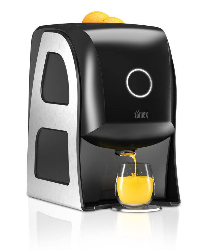 Zumex SOUL for signature bars. Extract juice from oranges, lemons and limes. www.juice-evolution.com