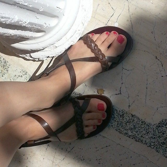 #ippomare #sandals #handcrafted #Hellas #oreada - our choice for today