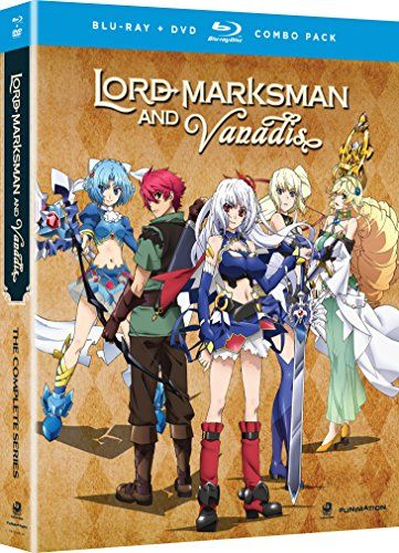 Lord Marksman and Vanadis: The Complete Series (Blu-ray + DVD)