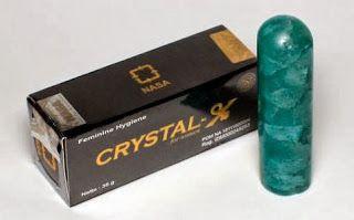 Cara Pemakaian Crystal X yang benar