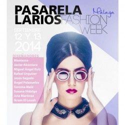 #Malaga #Fashion : #Pasarela Larios Málaga Fashion Week 2014 ^_^ http://www.pintalabios.info/es/eventos_moda/view/es/1625 #ESP #Evento #Desfiles