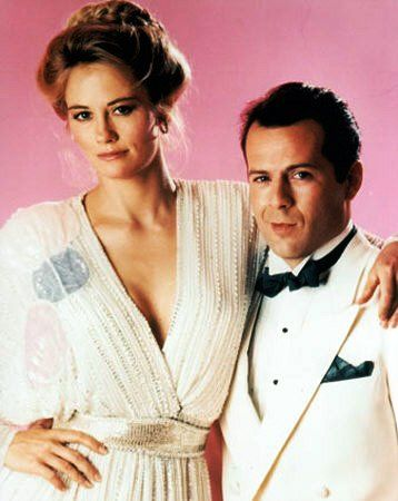 Moonlighting....loved this show. (I actually had a pair of lovebirds called Maddy and Addison!)