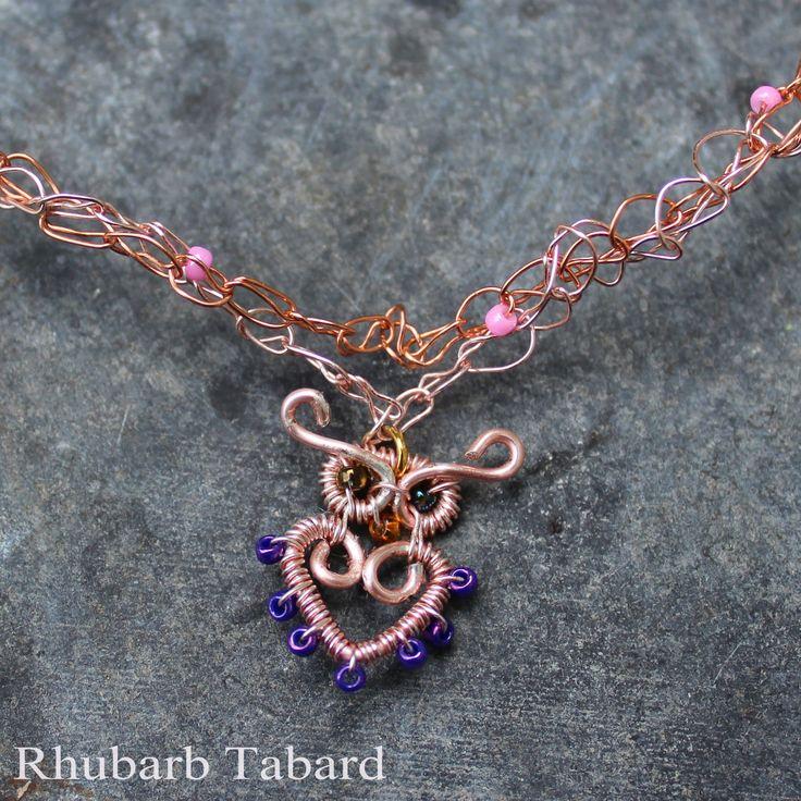 Owl anklet, owl ankle bracelet, owl jewellery, handmade jewellery, pink jewellery, bird jewellery, owl gift (scheduled via http://www.tailwindapp.com?utm_source=pinterest&utm_medium=twpin&utm_content=post195820215&utm_campaign=scheduler_attribution)