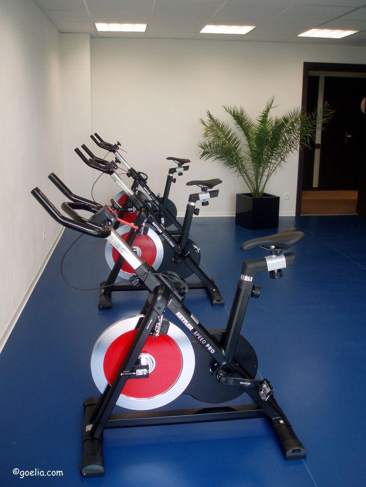 Salle De Fitness De La R Sidence Le Royal Cap Villeneuve
