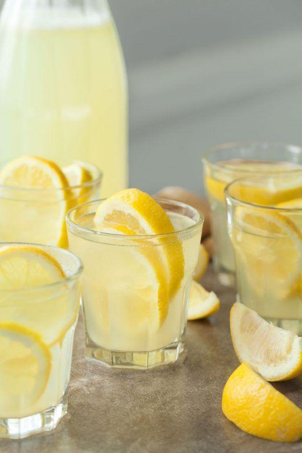 Honey Ginger Lemonade Recipe With 8 Variations Recipe Lemonade Recipes Easy Lemonade Recipe Healthy Lemonade