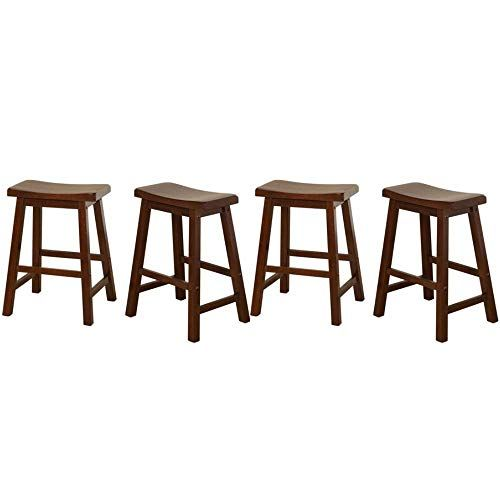 Awesome Target Marketing Systems Set Of 4 24 Inch Belfast Wooden Pdpeps Interior Chair Design Pdpepsorg