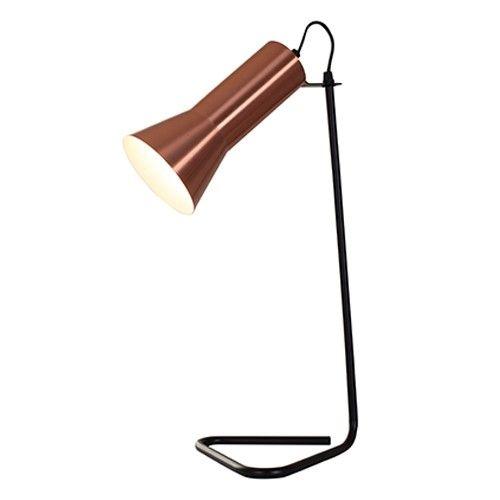 Malmo Triangle Stand Table Lamp - Copper