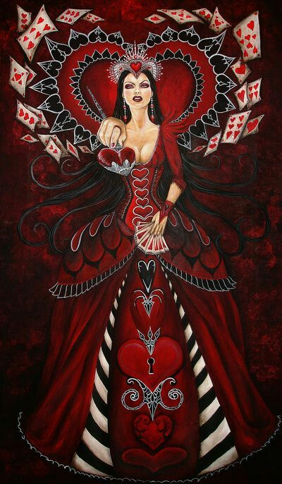 1000 ideas about queen of hearts tattoo on pinterest for 13th floor tattoo shop