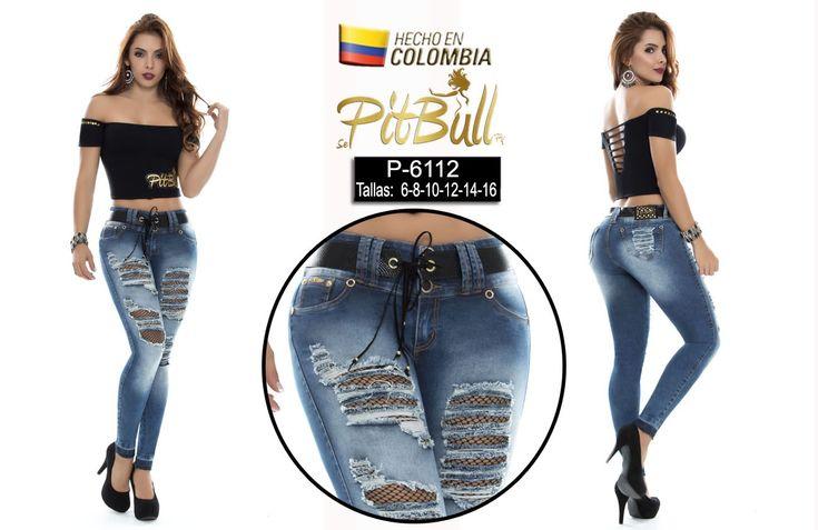 Pantalones colombianos levantacola, ajuste perfecto a tu figura,  comodidad y hermosos diseños.  Nuestro catálogo de moda vestidosyblusas.com/jeans-mujer