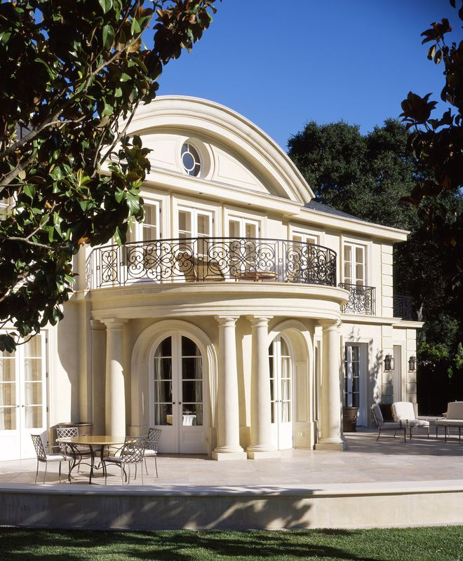 French Country, Neoclassica By Andrew Skurman Architects