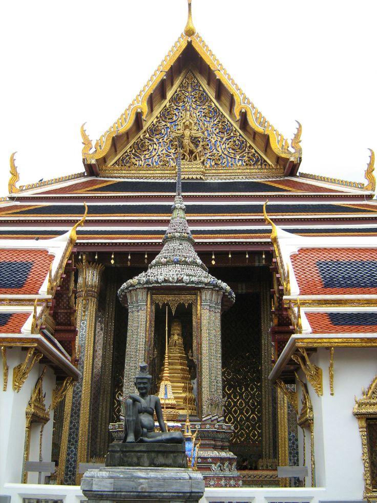 Bangkok Thailand.#Wat Phra Kaew