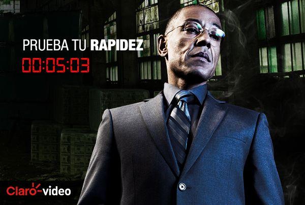 ¡Llegaron los últimos capítulos de #BreakingBad a #Clarovideo! Juega en facebook.com/ClarovideoMexico