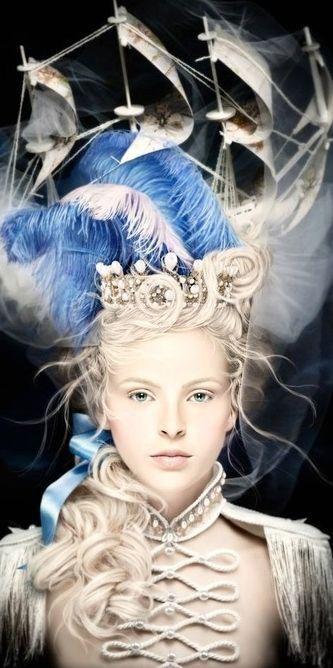 Marie Antoinettesque