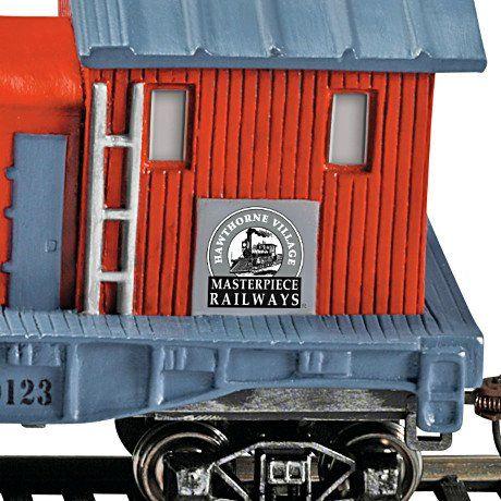 Jet Snow Blower Train Car - detail