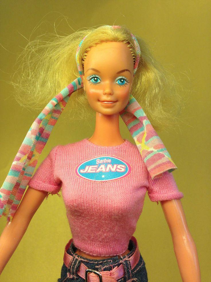 barbie von mattel