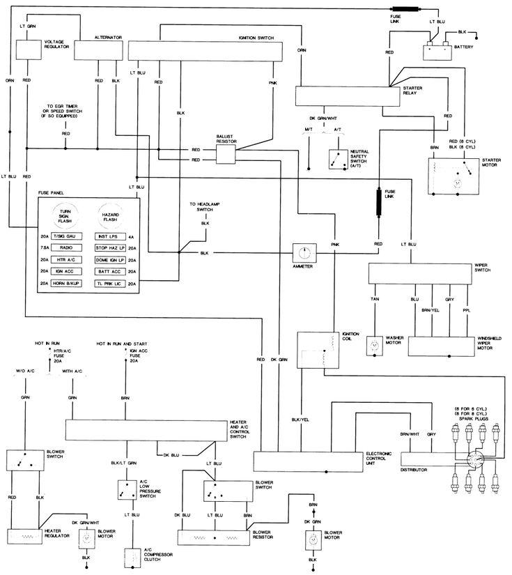 Capacity Yard Truck Wiring Diagram from i.pinimg.com