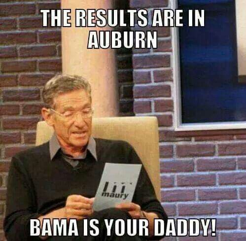 BAWHAHAHAHAH!!! Roll Tide! ~ RollTideWarEagle.com sports stories that inform and…