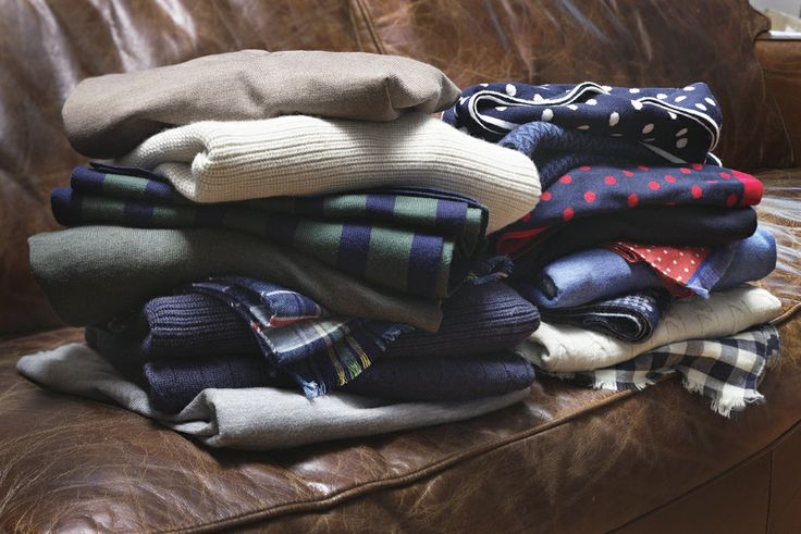 Be the layer slayer this winter and warm up with our new knitwear and scarves.   www.mjbale.com