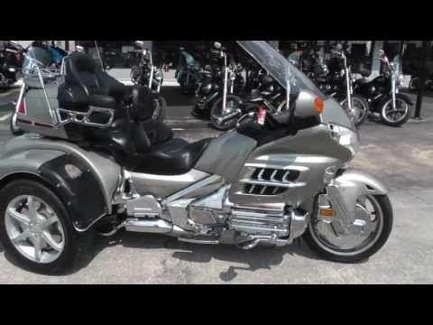 40th Anniversary Gold Wing Trike Trike Trike Motorcycle Goldwing Motorcycles
