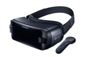 samsung galaxy gear VR box